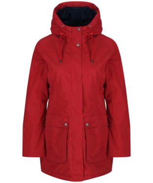 Women's Seasalt Maenporth Waterproof Jacket - Dahlia