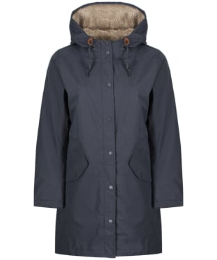 Women's Seasalt Plant Hunter Waterproof Coat - Graphite