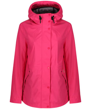 Women's Hunter Original Lightweight Rubberised Jacket - Bright Pink