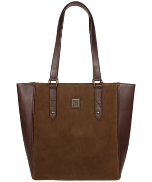 Women's Dubarry Bandon Tote Bag - Walnut