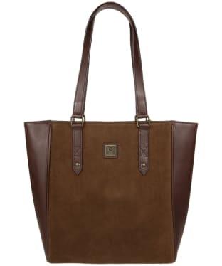 Women's Dubarry Bandon Tote Bag - Walnut