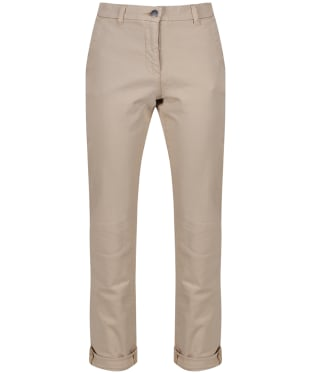 Women's Barbour Eiko Chinos - Stone