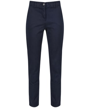 Women's Barbour Eiko Chinos - Navy