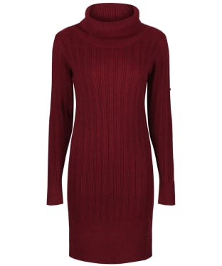 Women's Dubarry Westport Sweater Dress - Malbec