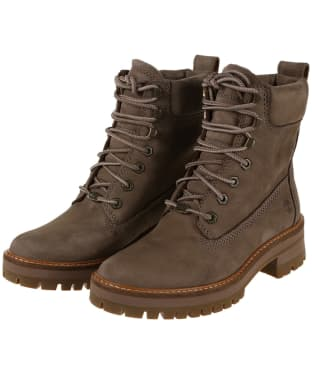 Women's Timberland Courmayeur Valley Boots - Taupe Grey