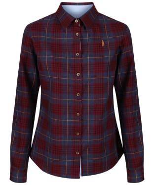 Women's Jack Murphy Tia Classic Shirt - Winter Check