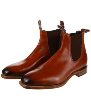 Men's R.M. Williams Chinchilla Boots - H (Wide) Fit - Cognac