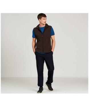 Men's Aigle Clerky Vest - Ebony