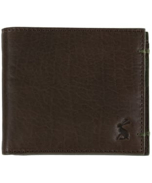 Men's Joules Tillman Boxed Leather Wallet - Brown