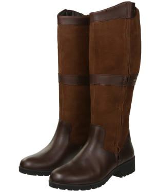 Women's Dubarry Sligo Boots - Walnut