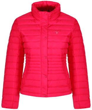 Women's GANT Light Down Jacket - Love Potion