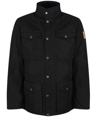 Men's Fjallraven Raven Padded Jacket - Black