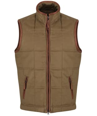 Men's Alan Paine Kexby Gilet - Khaki
