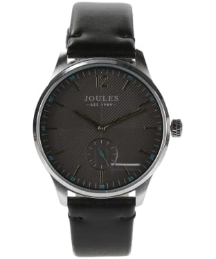 Men's Joules Finney Watch - Matte Grey / Black