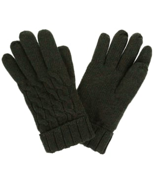 Women's Dubarry Arklow Gloves - Olive