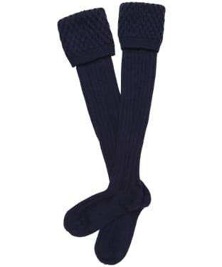Pennine Chelsea Socks - Navy