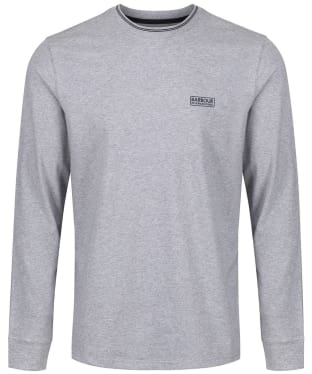 Men's Barbour International Apex Tee - Grey Marl