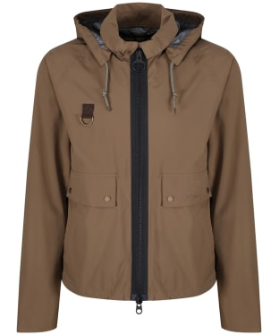 Men's Barbour Speyside Waterproof Jacket - Clay