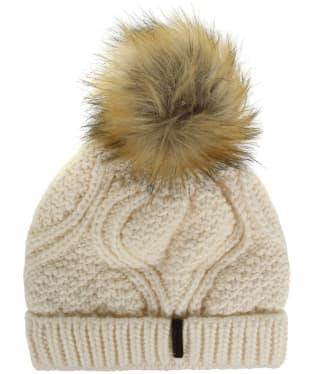 Women's Schoffel Tenies Hat - Whisper White