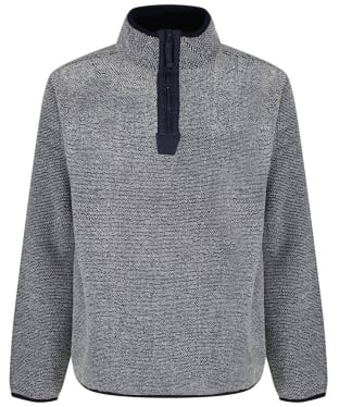 Alan Paine Buxton Unisex Fleece - Navy