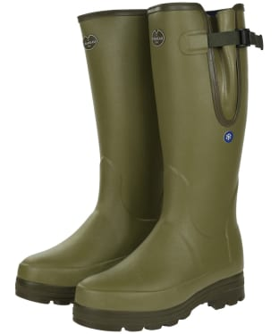 Men's Le Chameau Vierzonord Extreme Wellingtons - Green