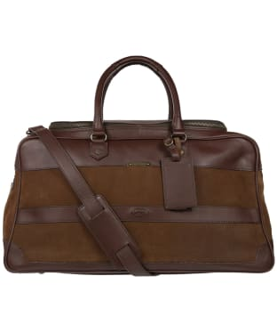 Dubarry Durrow Leather Weekend Bag - Walnut