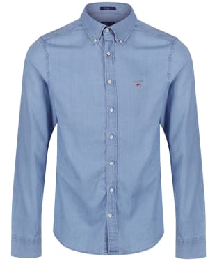 Men's GANT Indigo Slim Shirt