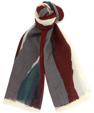 Women's Seasalt Dynamic Scarf - Lightning Umber