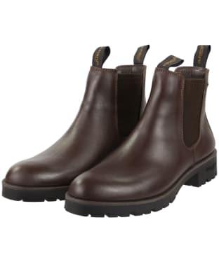 Men's Dubarry Antrim Chelsea Boots - Mahogany