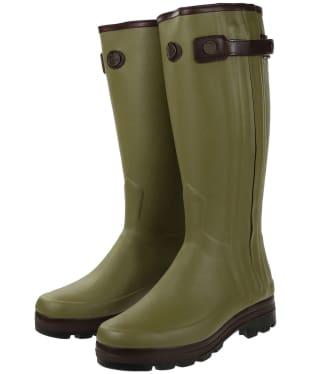Men's Le Chameau Chasseur Neo Prestige Wellington Boots