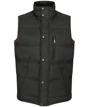 Men's Schöffel Richmond Down Gilet - Dark Olive