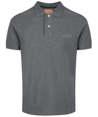 Men's Schoffel Padstow Polo Shirt - Flannel
