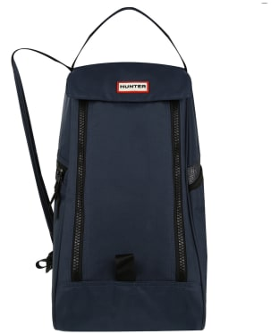 Hunter Original Short Boot Bag - Navy