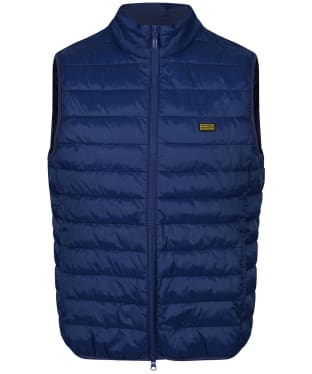 Men's Barbour International Impeller Gilet - Inky Blue