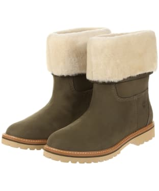 Women's Timberland Chamonix Valley Waterproof Boots - Canteen