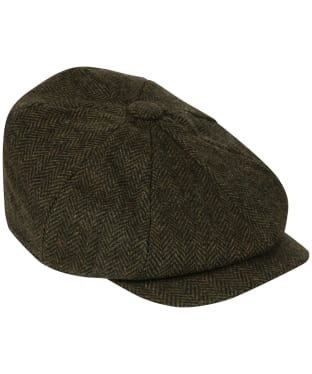 Men's Joules Deanscroft 8 Piece Cap - Olive