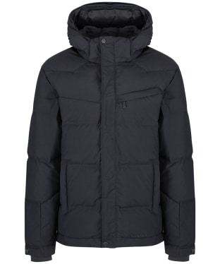 Men's Schoffel Twickenham Down Coat - Charcoal