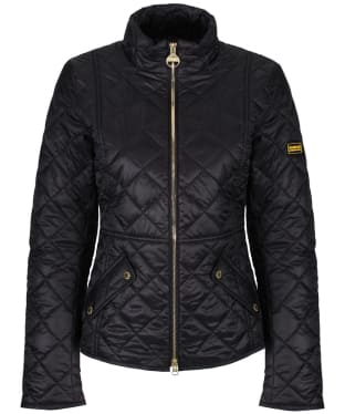Women's Barbour International Delaware Quilted Jacket