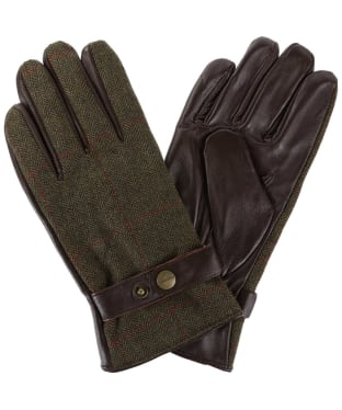Men's Schoffel Tweed Gloves - Windsor Tweed