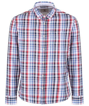 Men's Aigle Duford Oxford Shirt - Jasmin Check