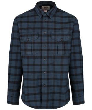 Men's Filson Alaskan Guide Shirt - Midnight Black