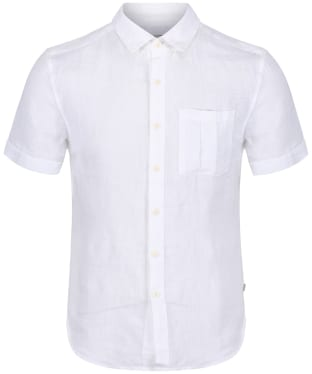 Men's Aigle Rusty Shirt - White