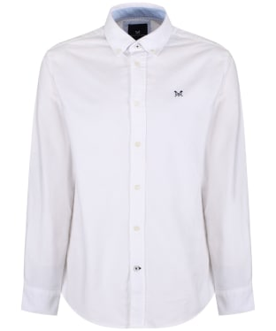 Men's Crew Clothing Oxford Classic Shirt - White
