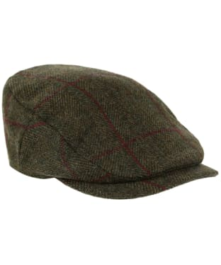 Heather Maxwell Bond Cap - Green / Wine Check