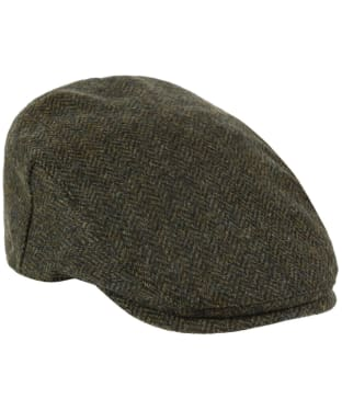 Heather Chapman British Tweed Flat Cap