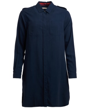 Women's Barbour Partner Exclusive Rona Dress - Navy