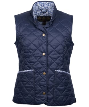 Women's Barbour Liberty Camila Gilet - Navy