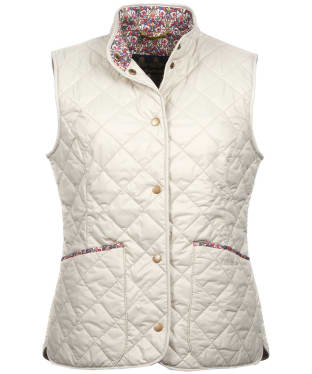 Women's Barbour Liberty Camila Gilet - Mist