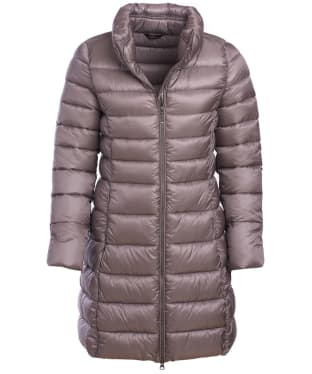Women's Barbour Ervine Quilted Jacket - Zinc