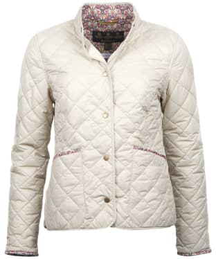 Women's Barbour Liberty Evelyn Quilted Jacket - Mist